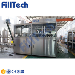 600 Bottles Per Hour 5 Gallon Filling Machine
